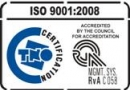 International Quality Certificate ISO 9001:2008